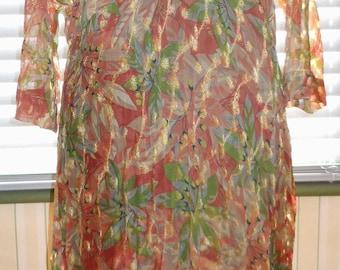Vintage Jigsaw Dress Size 16