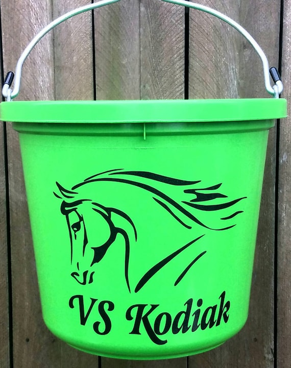 Horse stall signs custom horse buckets valentines day horse stall signs custom horse buckets valentines day gifts gifts for horse lovers girls easter baskets equestrians teal negle Image collections