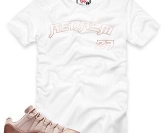 Rose Gold 11 Redrum 23 T-Shirt