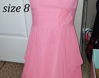 Lot of 10 vintage and newer dresses and gowns mixed
