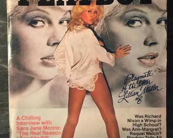 Playboy Magazine - June 1976