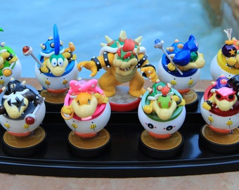 Custom Amiibo - Bowser Jr. Koopalings