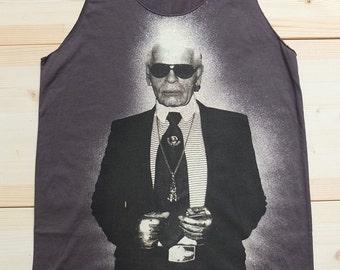 Fashion T-Shirt Vest Tank Top