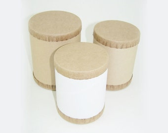 biodegradable Craft Tube packaging
