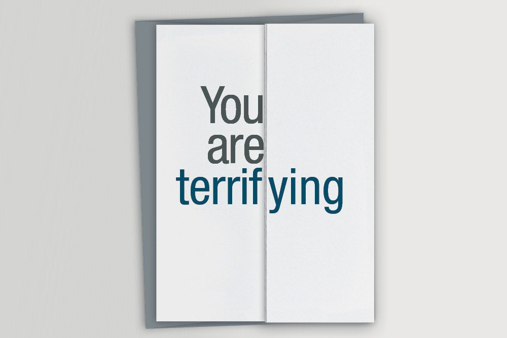 Funny Card For Boss Terrifying Funny Boss Card Funny