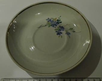 Plate. Dish. Saucer.