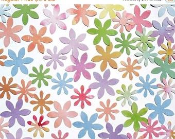 50% OFF - Watercolor - Momenta Flower Die Cuts
