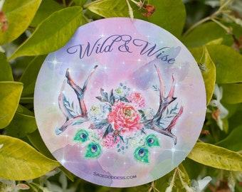 Wild & Wise Stickers