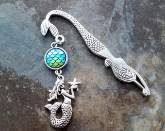 Mermaid, mermaid scales, dragon scales, fish scales teachers gift, student gift, gift for her, gift for him.......handmade