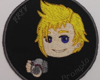 Final Fantasy XV - Prompto Fan Patch