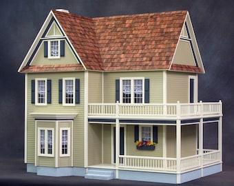Victoria's Farmhouse Dollhouse Real Good Toys