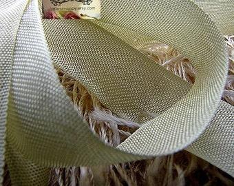 Rayon Seam Binding Ribbon Primrose