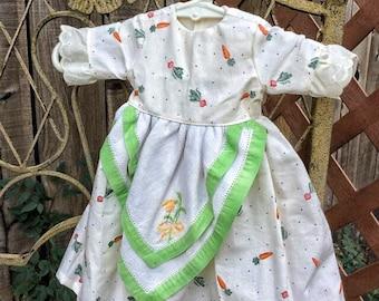 Heirloom Doll Dress