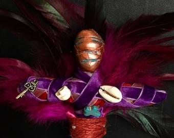 Haitian voodoo doll 2#