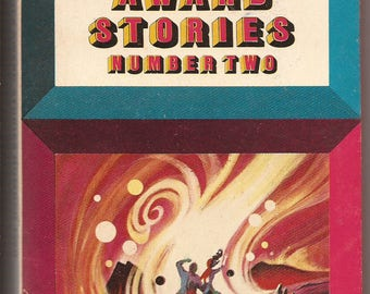 Pocket Books, Edited by Brian W. Aldiss & Harry Harrison: Nebula Award Stories Number Twon 1968