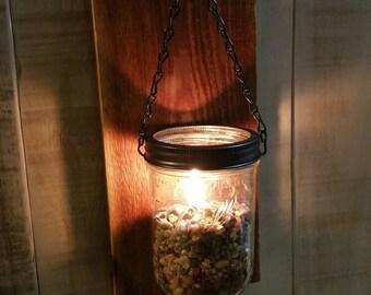 Pair Wall Hanging Oil Lamps - Emergency Lighting