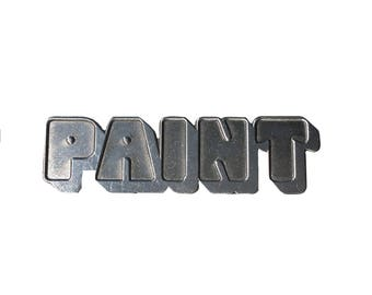 Paint Pin