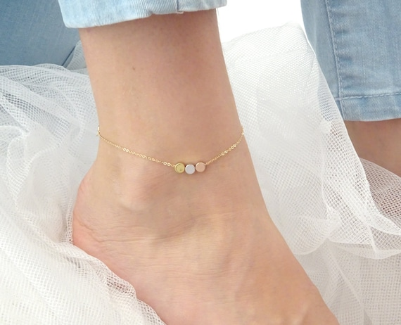 fashion bracelet hotwife anklet detail product elegance alloy moonso body turquoise jewelry new products custom