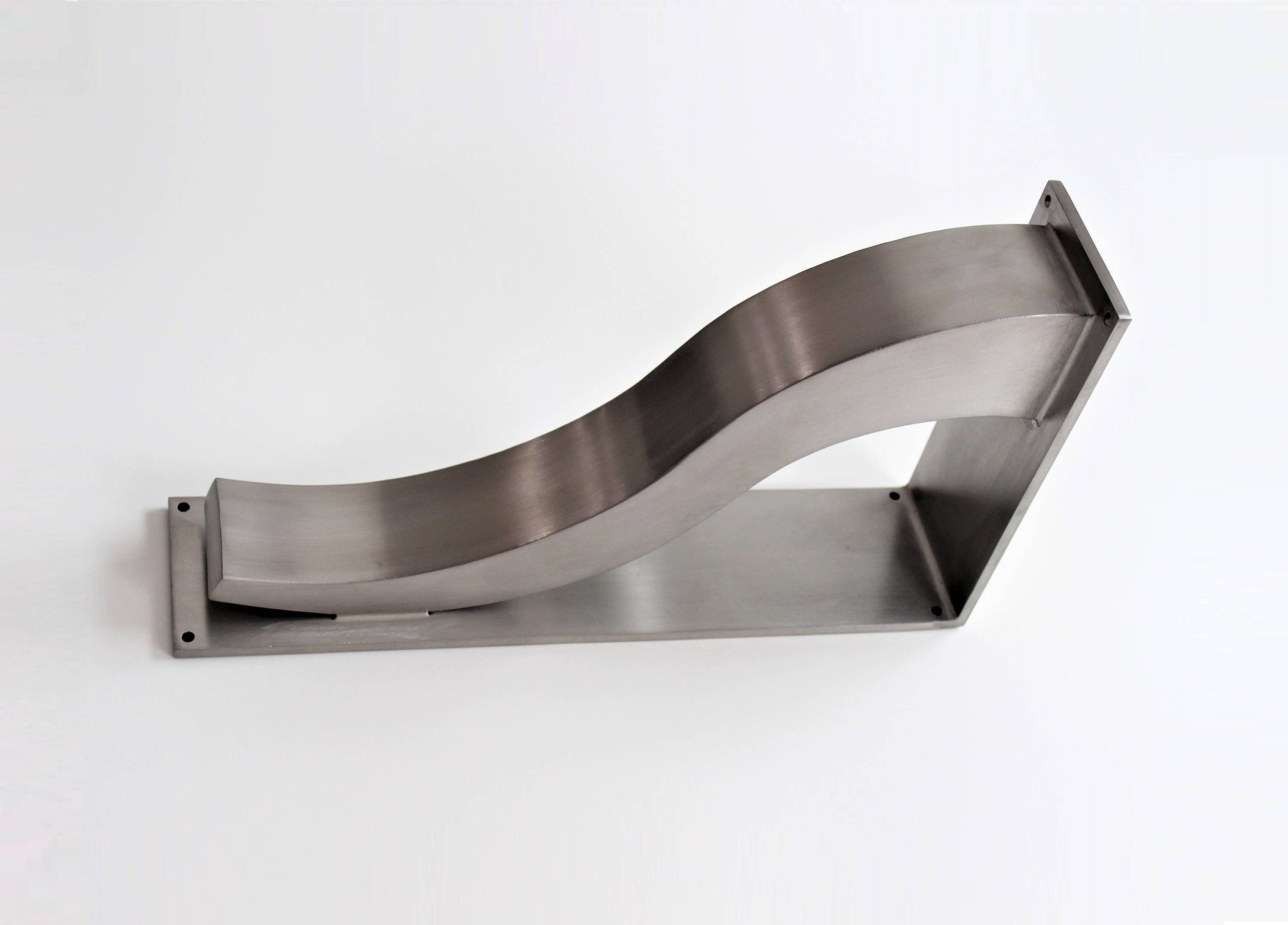 Architectural Support Brackets : Stainless steel countertop support brackets architectural