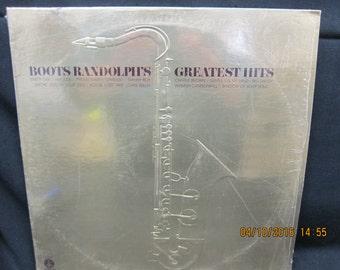 Boots Randolph Greatest Hits - CBS Monument 1974