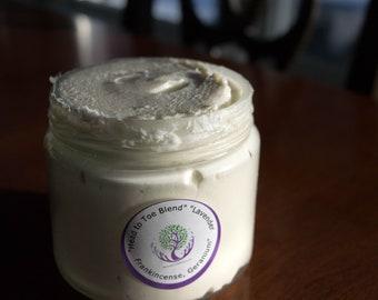 Custom Blend Body Butter - Head to Toe Blend