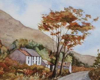 Inishowen Drive, Limited Edition Print