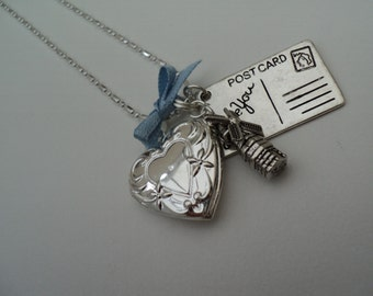 Holland Themed Charmed Necklace