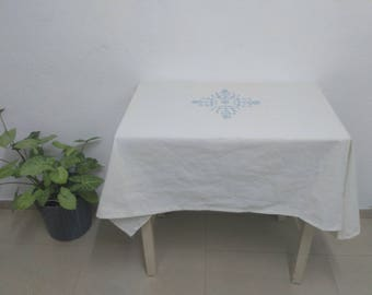 Christmas Gift For My Wife Kitchen Decor Embroidered Tablecloth Colorful Tablecloth Table Linen Table Cover