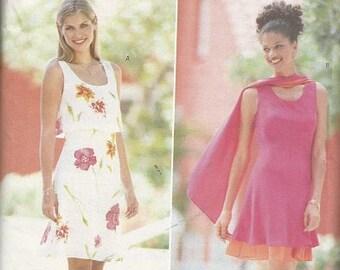 Butterick 5509  DW3 Dress Pattern SZ 6-10