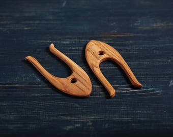 Lucet, eco ash-tree with natural tung oil