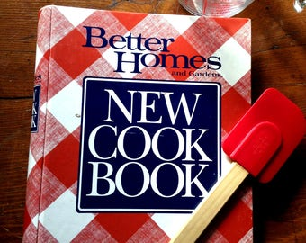 Better Homes and Gardens New Cook Book, Better Homes and Gardens Vintage Cookbook