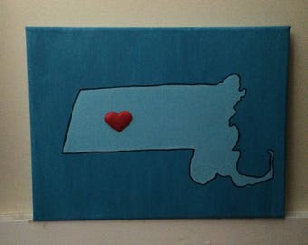 Home is Where the Heart is Canvas