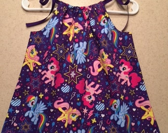Pony Power Baby/Toddler Sundress