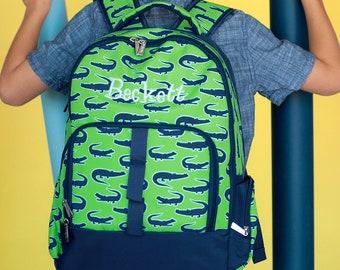 Monogrammed Backpack, Bookbag, Personalized Backpack, Monogrammed Gifts, Back to School, School Supplies, Boys backpacks, Girls backpacks