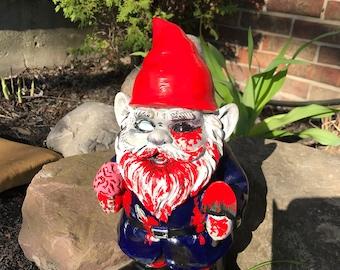 Dead Head Garden Gnomes 11 Inch High Grateful Dead Yard