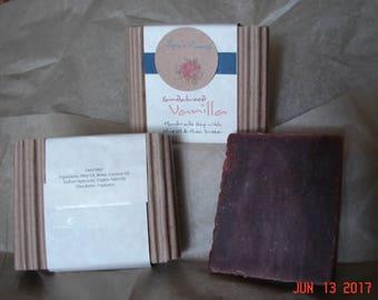 Sandalwood Vanilla Bar Soap