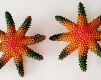Starfish Hair Piece SET Camo Color