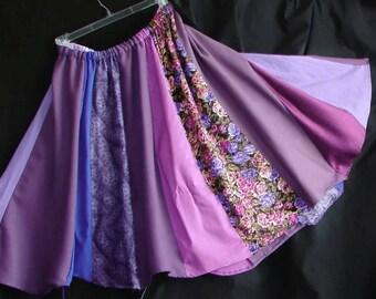4 Toni ONLY patchwork skirt hippie skirt boho skirt bohemian skirt gypsy skirt festival skirt tribal skirt boho wedding long patchwork skirt