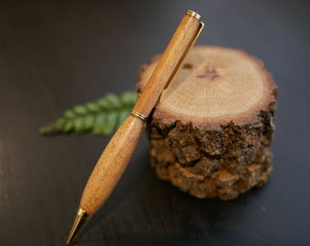 Hand-turned Mesquite Pen