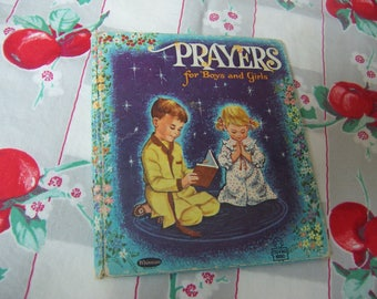prayers for boys and girls book