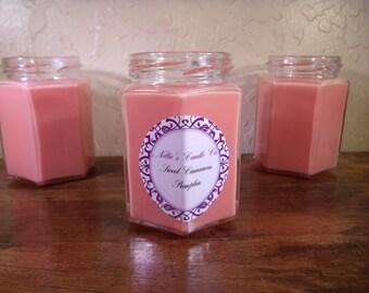 Sweet Cinnamon Pumpkin 6 oz Soy Candle