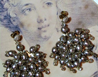 LISETTA statement earrings
