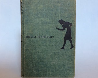 The Clue of the Tapping Heels 1950s the Nancy Drew Series #7