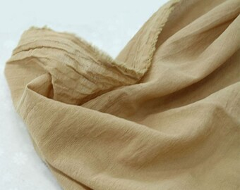 Gauze Fabric Clay By The Yard