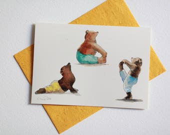 Yoga Card feat. Bears