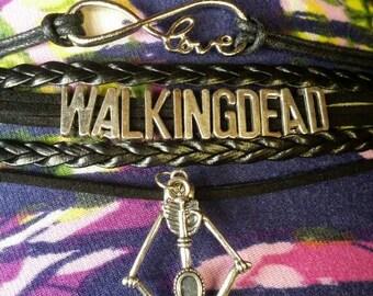 Walking Dead Bracelet