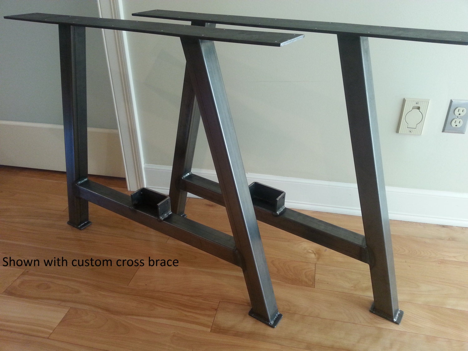 Metal Table Frame Legs Images - Table Decoration Ideas