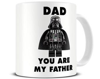 Dad You Are My Father Coffee Mug - gift for dad - father's day mug - dad mug - funny mug - MG353