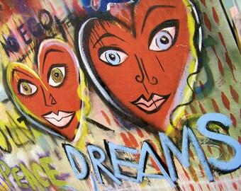 Dreams 5x7