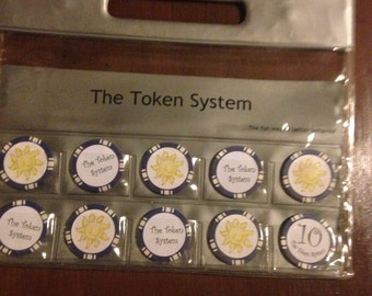 The Token Race is behavior modification reward system to support ABA Therapy.